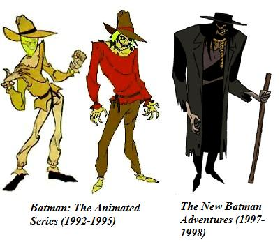 The Scarecrow Batman Rougues Gallery