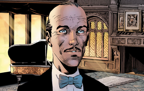 Image result for batman alfred pennyworth